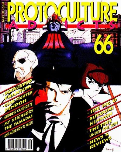 Protoculture Addicts - The Anime & Manga Magazine #66 : The Big O (May/June 2001) PDF
