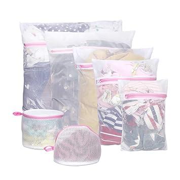 Amazon.com: SLEPL Bolsas de malla para la colada, bolsas de ...