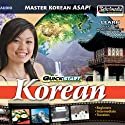 Quickstart Korean Speech by  Selectsoft Narrated by  uncredited