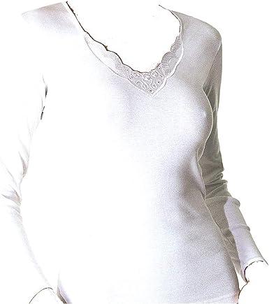 AVET 7705 - Camiseta Manga Larga sin Costuras