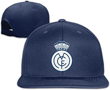 Macho/Hembra UEFA Champions League Real Madrid CF Logo algodón ...