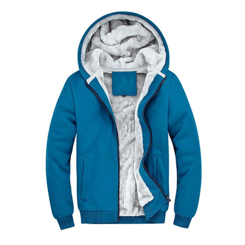 Vska Womens Casual Warm Zip Up Slim Tailoring Down Jacket Hooded Coat