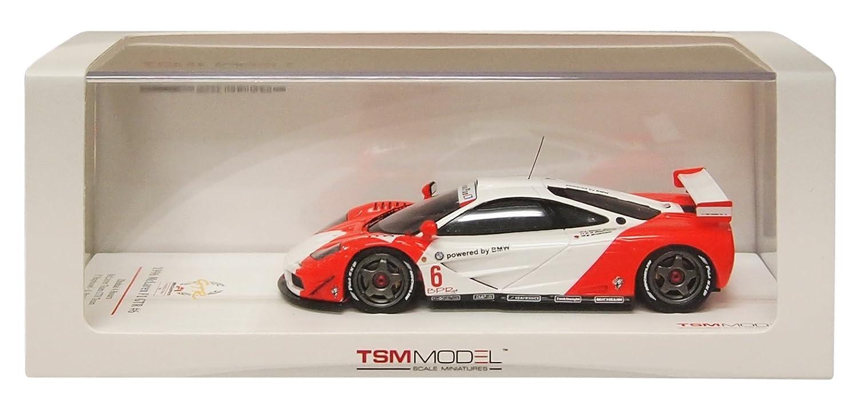 True Scale 1/43 McLaren F1 GTR 1996 BPR Zhuhai   6 (Japan-Import)