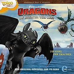 Die Insel der Drachen (Die Wächter von Berk 2)
