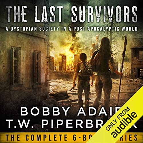 Survivors Audiobook [Free Download by Trial] thumbnail