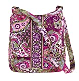 Vera Bradley Mailbag in Very Berry Paisley, Bags Central