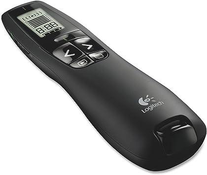 Logitech Professional Presenter R800 Wireless Remote Control with USB Receiver