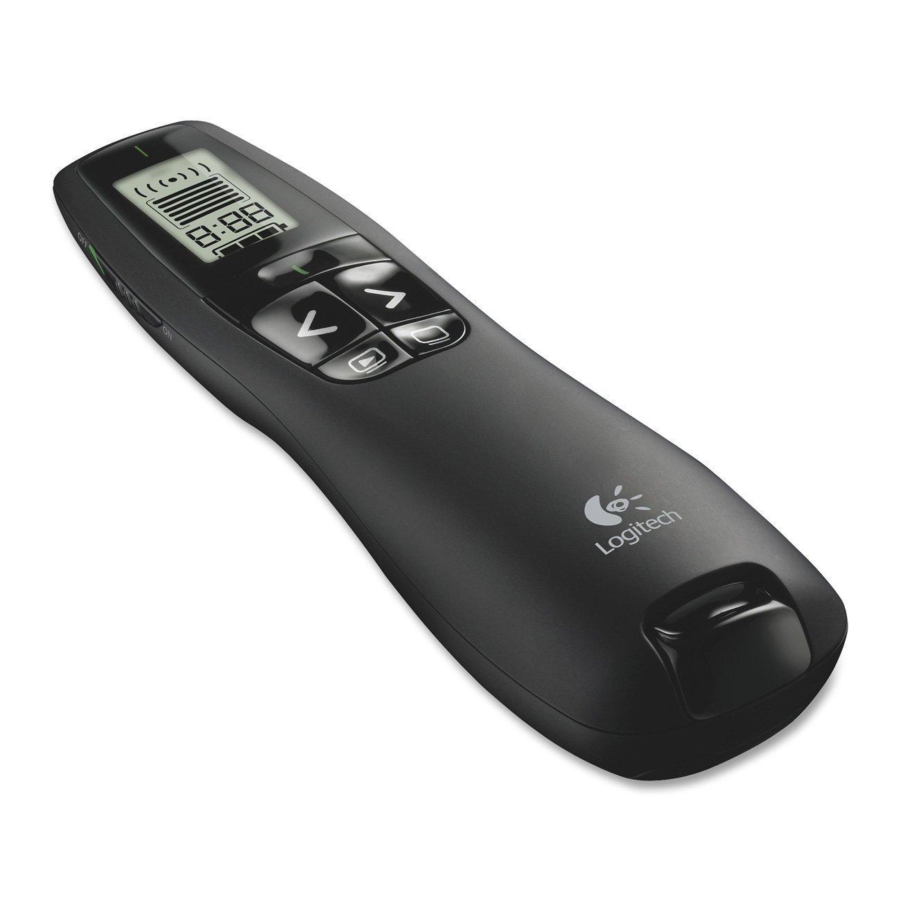 Logitech Wireless Presenter R800 (Renewed) by Logitech