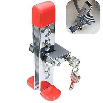 Steering Wheel Lock General del Volante del Vehículo Freno De Bloqueo A Prueba De Robos Mecanismo