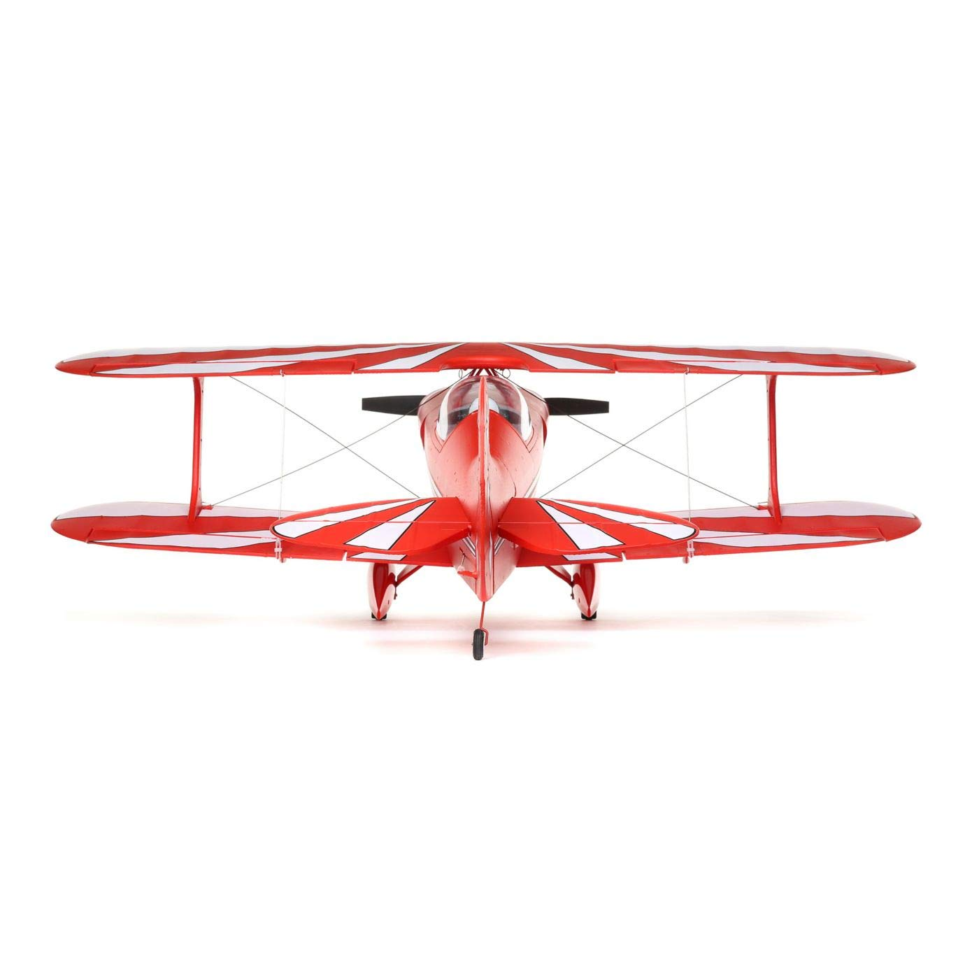 Amazon.com: E-flite Pitts S-1S 33.465 in PNP: Toys & Games
