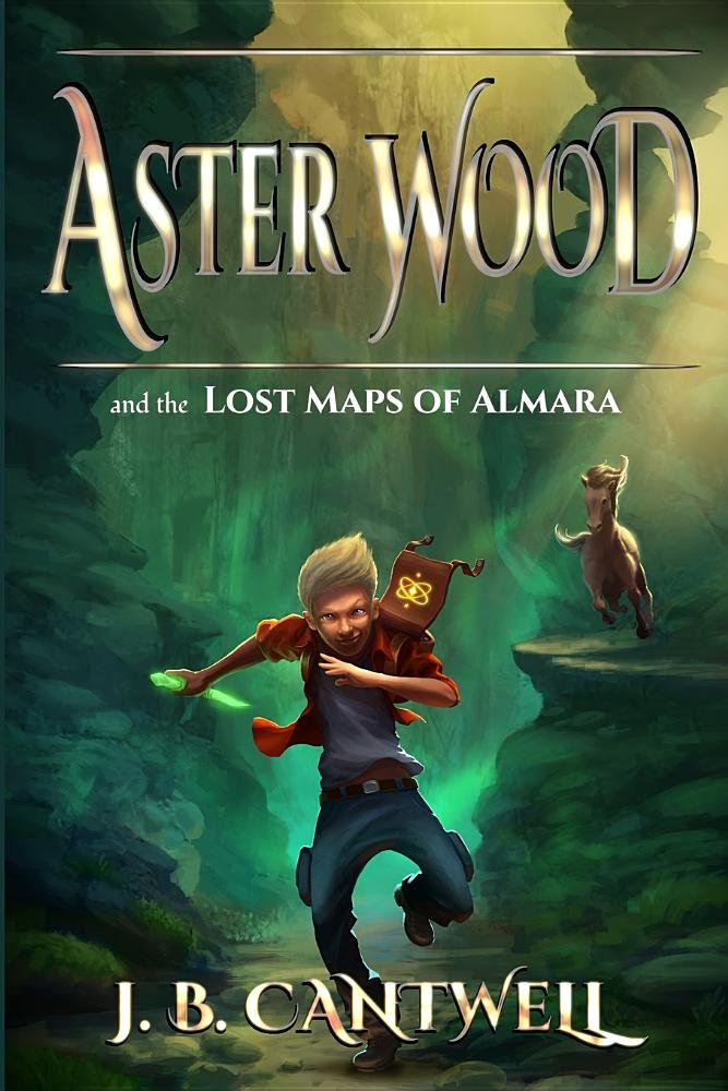 Aster Wood and the Lost Maps of Almara PDF