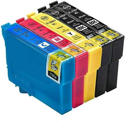 Non OEM 29 XL 4 Pack Cartucce Di Inchiostro Compatibili Per Epson Xp 257 Stampanti