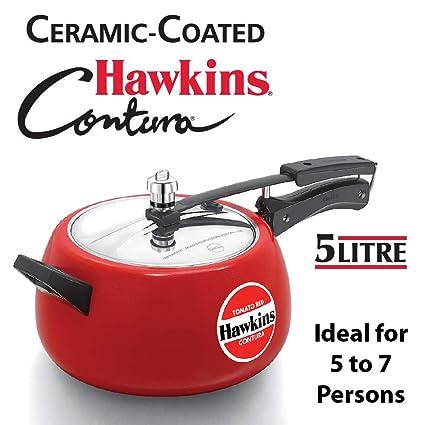 13a743f22 Buy Hawkins Ceramic Coated Contura Pressure Cooker
