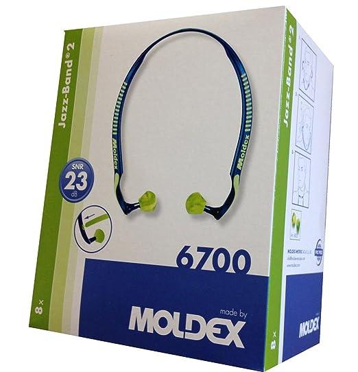 Gratuit UK p/&p Moldex 6700 Jazz Band Bouchons d/'oreilles