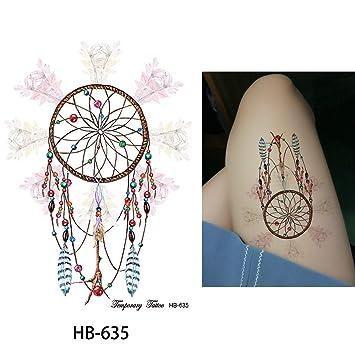 Atrapasueños Tatuaje Tatuajes Coloridos hb635 Tatuajes de flash ...