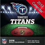 Tennessee Titans 2017 Calendar