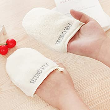 Nano Microfiber towel remover face towel. Exempt chemicals and cosmetics. Wipe facial dirt and