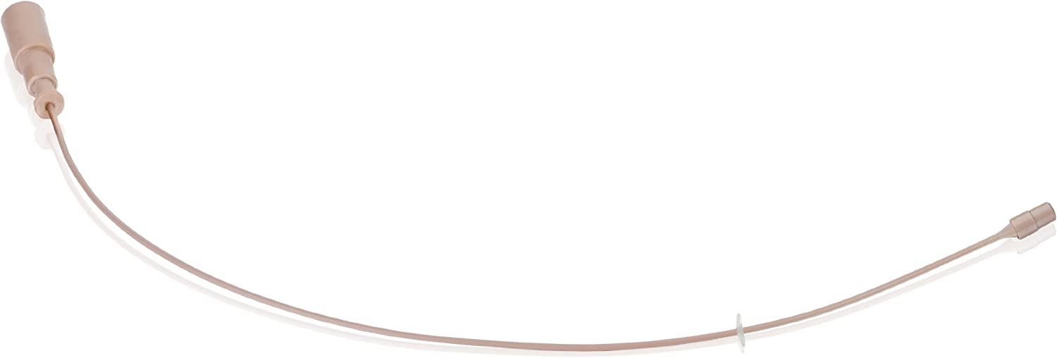 Countryman H6DBOOMW6T  H6 Directional Headset Microphone Boom for High Overload Sensitivity Tan