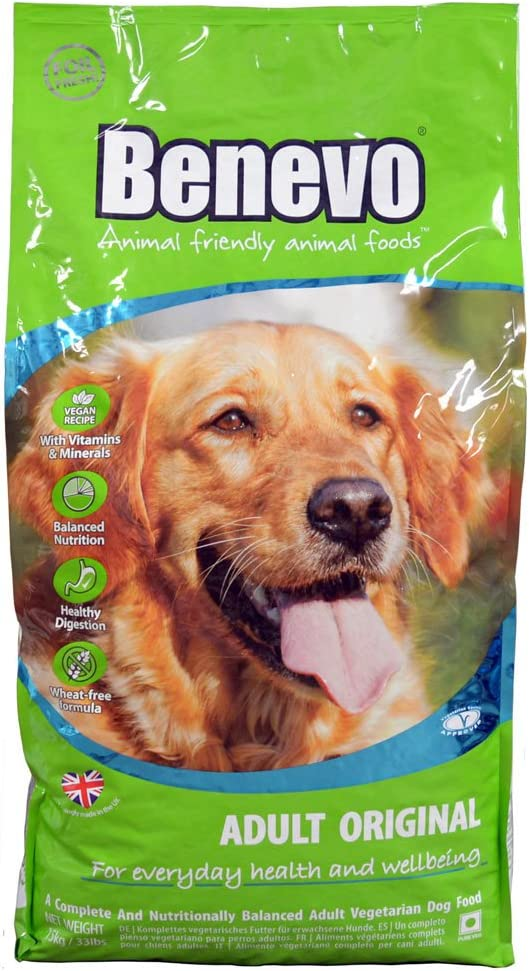 Benevo Adult Original Vegan Dog Food, 15kg