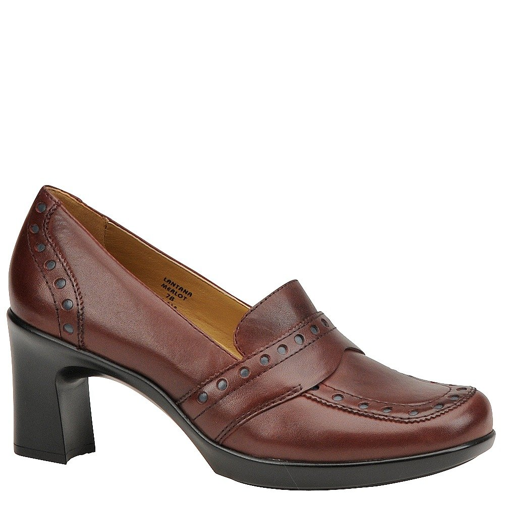 Earth Women's Lantana Casual Shoes,Merlot Soft Calf,7.5 M US