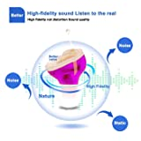 OIRHOY New Hearing Amplifier (CIC) Complete in