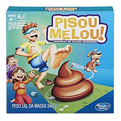 Hasbro Gaming Jogo Gaming Pisou Melou Verde