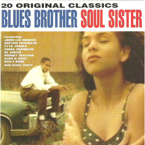Blues & Soul (Compilation CD, 20 Tracks) (Midnight Boom)