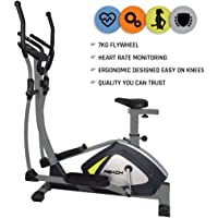 Reach C-300S Elliptical Cross Trainer with Movable Handles for Home Gym (Multi-Color)
