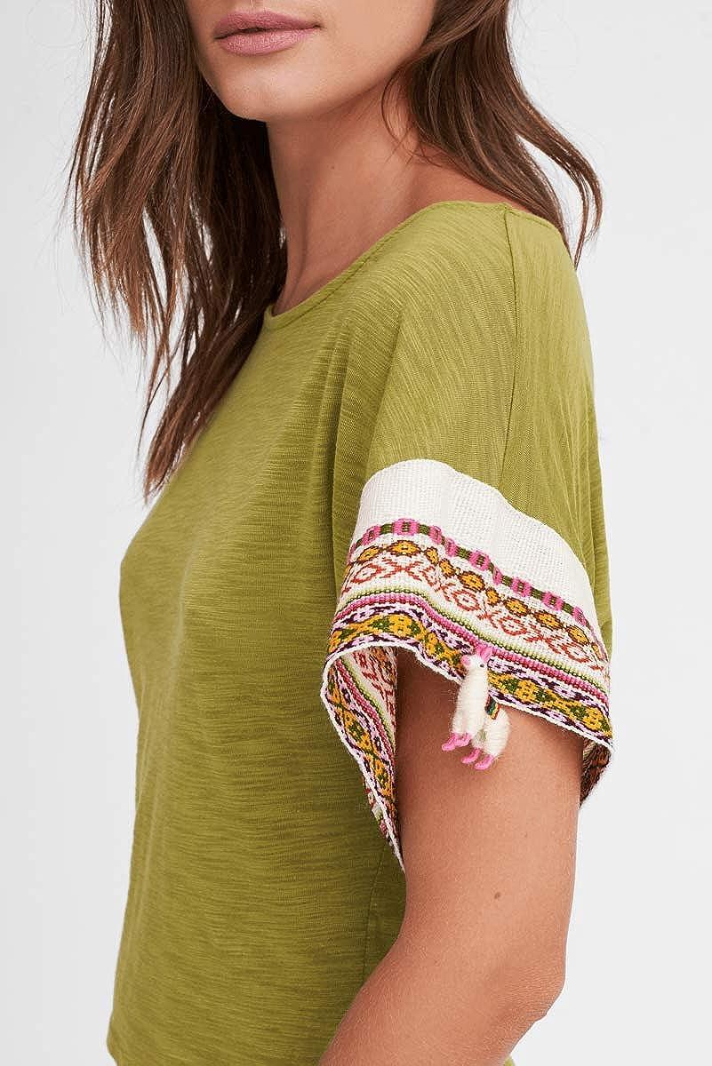 Pitusa Womens Little Llama Top