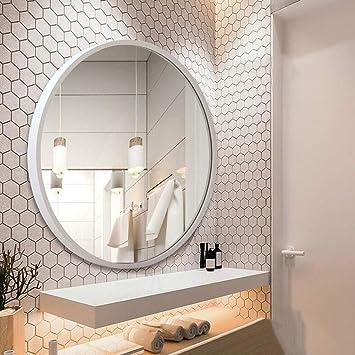 Miroir De Salle De Bain Miroir De Maquillage Toilette Miroir De