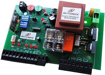 Centralita de Control para Puerta corredera 230 V Serari CR/34 CR/21 CR/42 A 220 V D: Amazon.es: Bricolaje y herramientas
