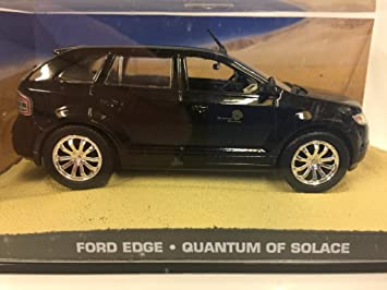 James Bond  Ford Edge Quantum Of Solace Film Scene Car   Scale Cast Model