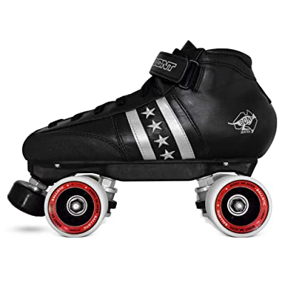 Bont Skates | Quadstar Roller Derby Skate Package | Indoor Quad Speed | Genuine Australian Leather | Youth - Adult : Sports & Outdoors