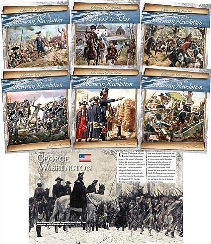 american revolution collage