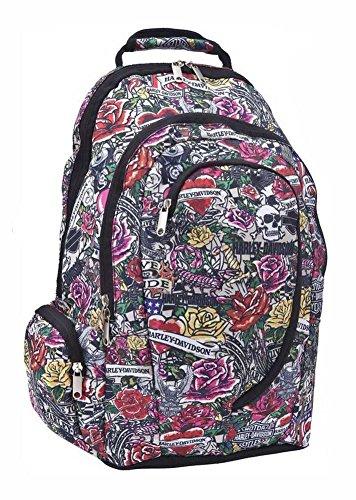 harley-davidson-backpack-multi-functional-tattoo-print-bag-pink-99915-tat