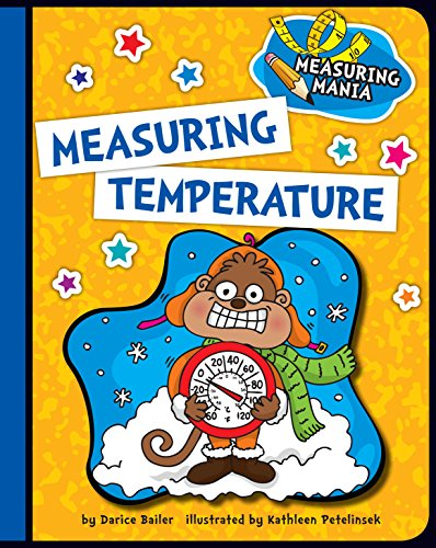 Measuring Temperature (Explorer Junior Library: Math Explorer Junior)