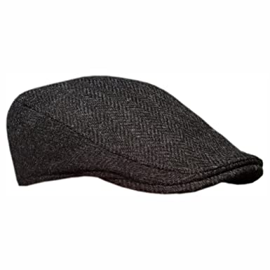 d350b172 Image Unavailable. Image not available for. Color: Hanna Hats of Donegal - Irish  Ivy ...