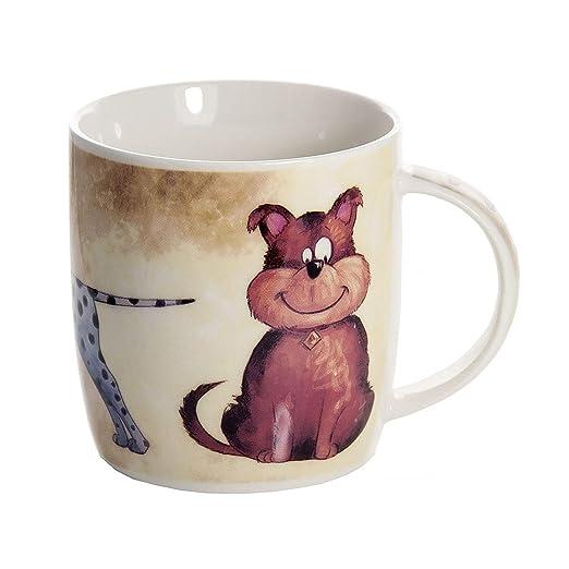 SPOTTED DOG GIFT COMPANY Taza Graciosas de Café Te ...