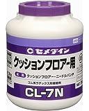 セメダイン ゴム系ラテックス形 接着剤 クッションフロアー用 Cl7N 3kg lX-122