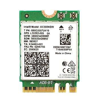 Adminitto88 Tarjetas De Red Tarjeta De Adaptador De Red PCIe ...