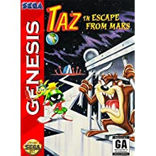 Taz Escape from Mars