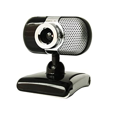 Kinobo Webcam with microphone for laptop