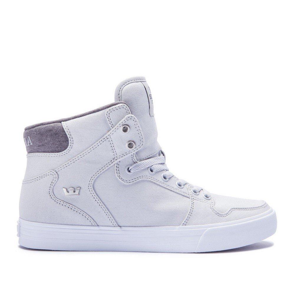 Supra Vaider LC Sneaker B06XZBYZG9 8.5 D(M) US Greyviolet White