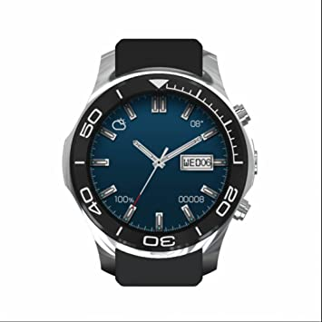 Reloj Intelligent Bluetooth Relojes de pulsera con Push de Información Llamadas y Mensajes,Monitor de