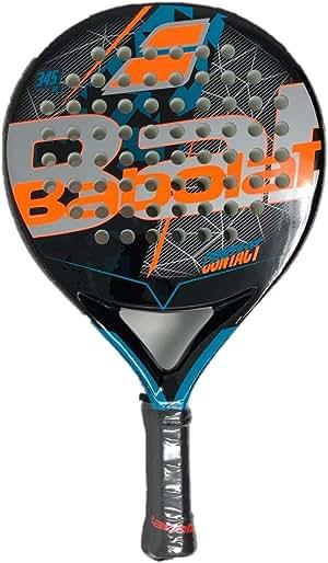 Amazon.com: Babolat Contacto Beginner Padel Racket - 2019 ...
