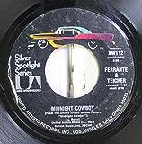 Ferrante & Teicher 45 RPM Midnight Cowboy / Theme From The Apartment