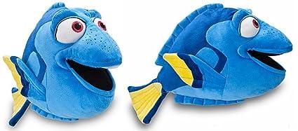 Amazon Com Disney Store Finding Nemo 17 Dory Plush Doll Stuffed