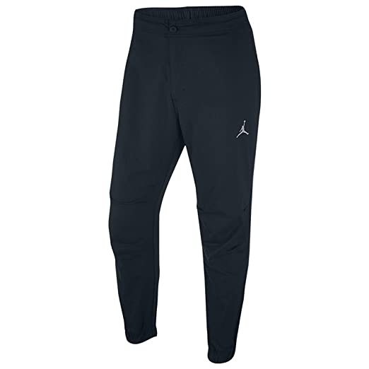 d21718b89030 Amazon.com  Nike Mens AJ 5 PANT 812969-010 38 - BLACK  Sports   Outdoors