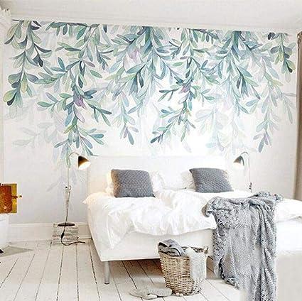 Papier Peint Mural Poster Geant 3d Plant Enfant Chambre