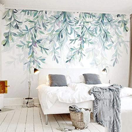 Papier Peint Mural Poster Géant 3D Plant Enfant Chambre ...